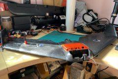 S800 work in progress